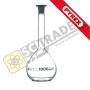 Volumetric flask PYREX ขวดวัดปริมาตร 250 มล.