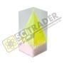 ปริซึมฐานสามเหลี่ยมด้านเท่าในพีระมิด (ใหญ่)