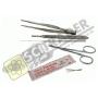 ชุดผ่าตัด ชุดเล็ก (10 ชิ้น/ชุด)